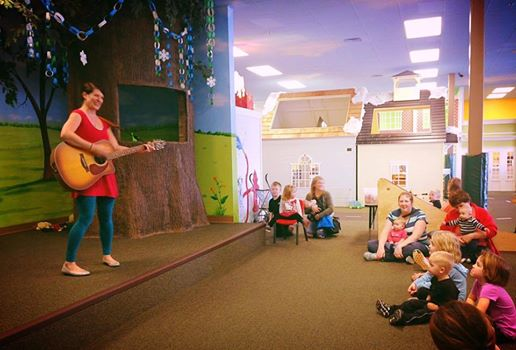 free music class for kids